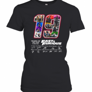 19 Years Of Fast T-Shirt Classic Women's T-shirt