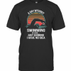A Day Without Swimming IS Like Just Kidding I Have No Idea T-Shirt Classic Men's T-shirt