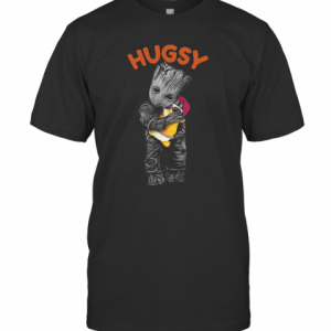Baby Groot Hug Hugsy T-Shirt Classic Men's T-shirt