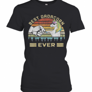 Best Dadacorn Ever T-Shirt Classic Women's T-shirt
