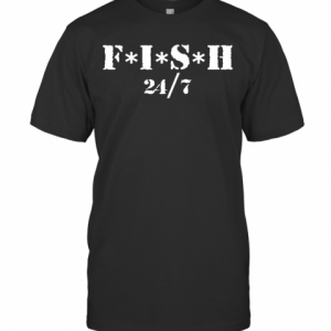 Fish 247 T-Shirt Classic Men's T-shirt