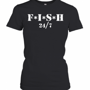 Fish 247 T-Shirt Classic Women's T-shirt