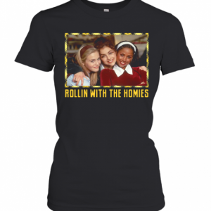Fuera De Onda Rollin With The Homies T-Shirt Classic Women's T-shirt