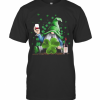 Gnomie Irish Drink Wine St. Patrick'S Day T-Shirt Classic Men's T-shirt