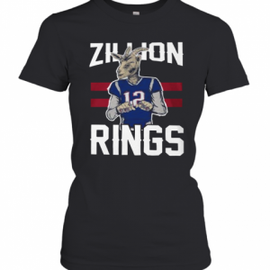 Goat 12 Zillion Rings T-Shirt Classic Women's T-shirt