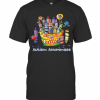It's Ok To Be Diferent Autism Awareness T-Shirt Classic Men's T-shirt