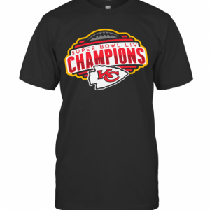 Kansas City Chiefs Super Bowl LIV Champions T-Shirt Classic Men's T-shirt
