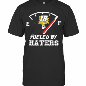 Kyle Busch 18 Fueled By Haters T-Shirt Classic Men's T-shirt