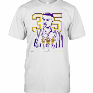 Lsu Will Retire Mahmoud Abdul Rauf T-Shirt Classic Men's T-shirt