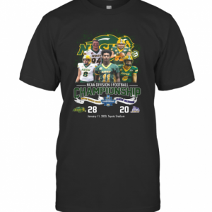 NDSU Ncaa Division Football Champion T-Shirt Classic Men's T-shirt