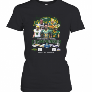 NDSU Ncaa Division Football Champion T-Shirt Classic Women's T-shirt