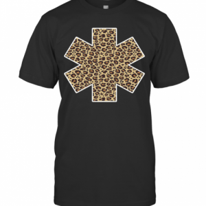 Nurse Medical Emergency Leopard T-Shirt Classic Men's T-shirt