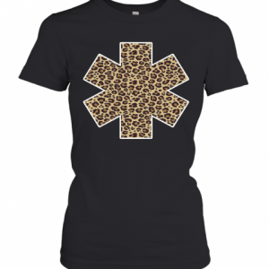 Nurse Medical Emergency Leopard T-Shirt Classic Women's T-shirt