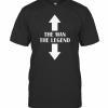 Two Seater The Man The Legend T-Shirt Classic Men's T-shirt