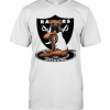 Boxer Tattoo Oakland Raiders T-Shirt Classic Men's T-shirt