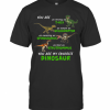 Dinosaur You Are As Strong As T Rex As Smart As Velociraptor T-Shirt Classic Men's T-shirt