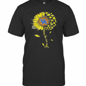 Kentucky Wildcats Baseball You Are My Sunshine Sunflower T-Shirt Classic Men's T-shirt