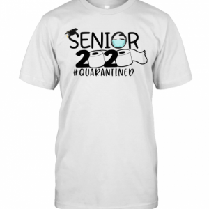 Toilet Paper Senior 2020 Quarantined T-Shirt Classic Men's T-shirt