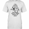 This Scot Survived The Great Toilet Paper Crisis Of 2020 T-Shirt Classic Men's T-shirt