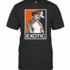 Tiger King Joe Exotic Netflix Series Fan Hope Poster T-Shirt Classic Men's T-shirt
